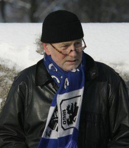Eberhard Schulz - Sprecher der Initative !Nie wieder