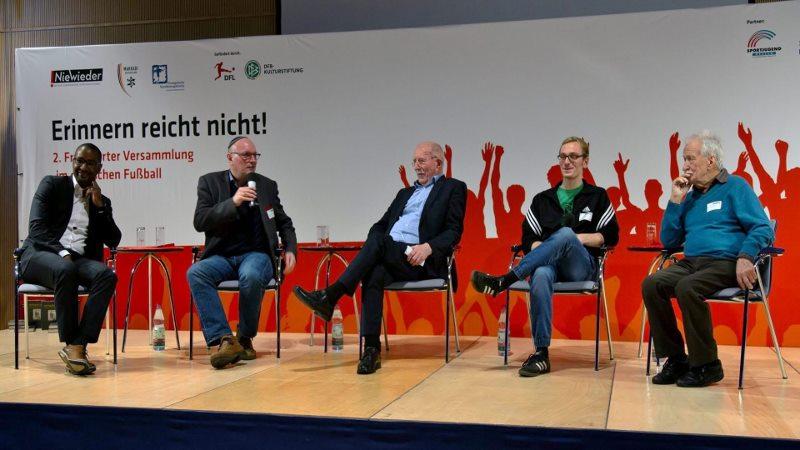 PolitTalk mit Cacau, Ernst Grube u.a.